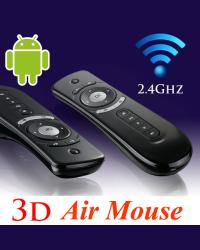 T2 Android Air Fly Mouse 3D Motion Stick Remote
