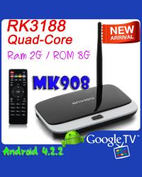 Eweat MK908 2G/8G Quad Core Smart IPTV Box
