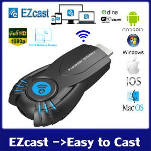 Ezcast V5II 3-in-1 Wireless Airplay, Miracast, DLNA